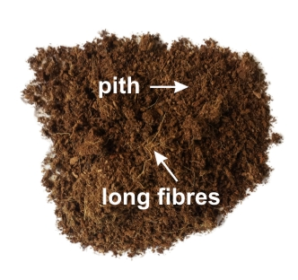 coco coir sample